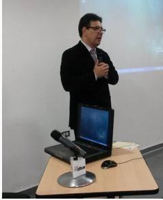 Vicerrector Académico de la Universidad de Carabobo, Prof. Ulises Rojas Sánchez