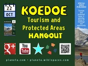 Koedoe Tourism and Protected Areas Hangout