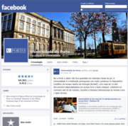 Facebook of the U.Porto