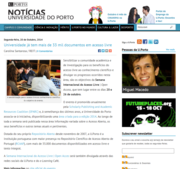 News Portal of the U.Porto