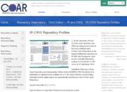 COAR - U.Porto Repository and CRIS Profile