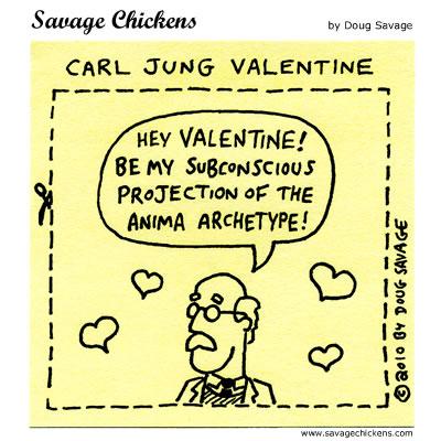A Jungian Valentine