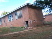 High Shoals School House pictures before the burn