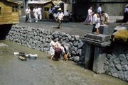 0105  Wash Day - Pusan Korea 1952