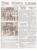 Third volume of HighShoals Town Crier Page 1