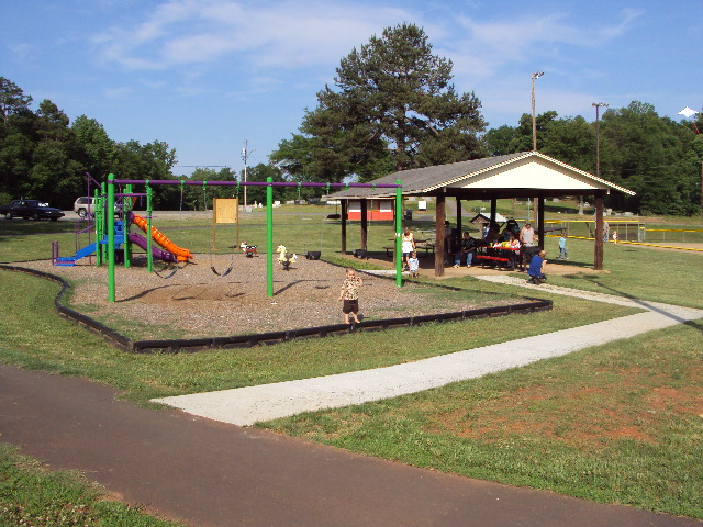The new Play ground