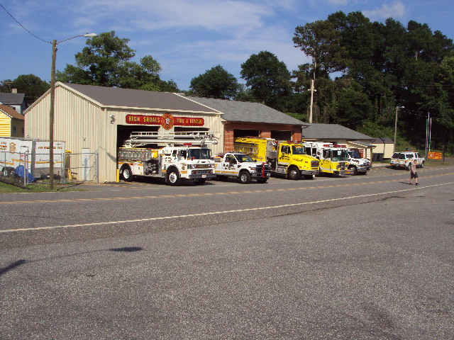 High Shoals fire department