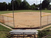 The new Ball field in High Shoals