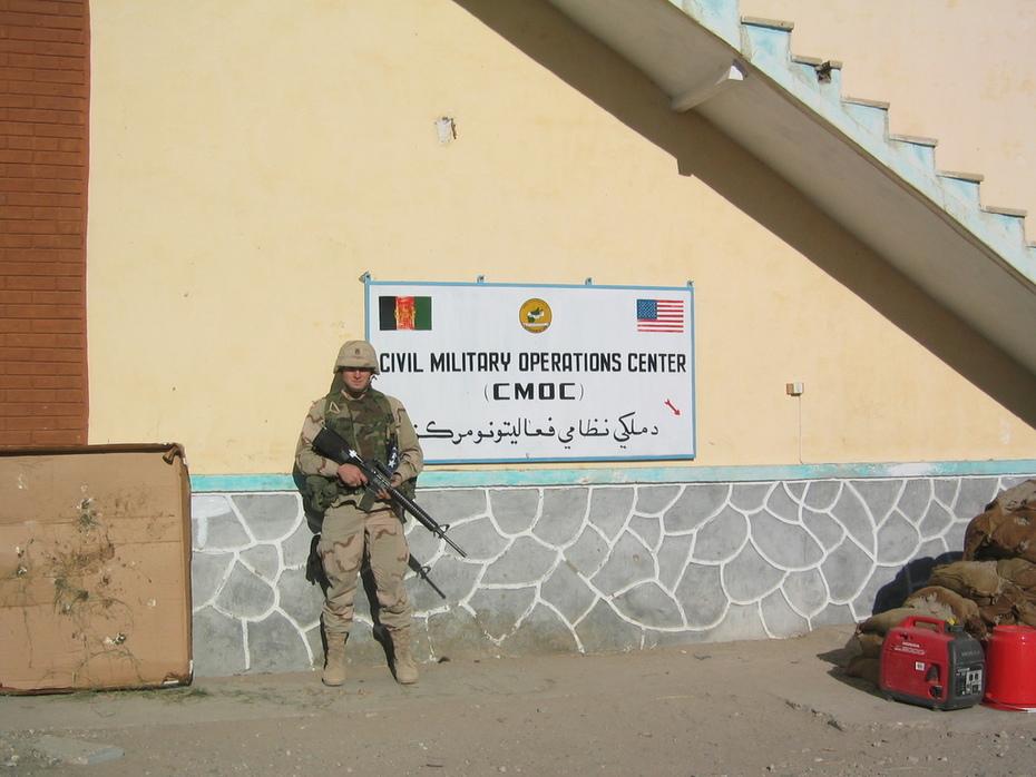 Jalalabad CMOC 2003