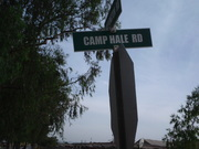 Camp Hale Rd in Salerno, Afghanistan