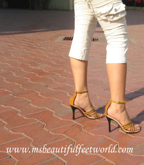 Ms. Beautiful Feet World