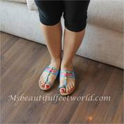 Ms. Beautiful Feet World... - Series After a Ruse was Caught!