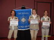 Silver Awards 2011