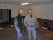Steve and Richard