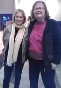 Filmaker Kelly Reichardt with KariGrant