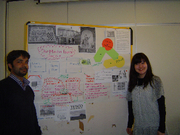 IDS Empowering Society project @ Sussex university Amit and Hiroko