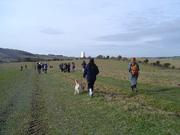 Ashcombe Windmill Walk - 2010