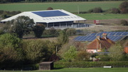 Iford very large solar barn