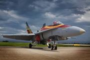 CF-18 on ramp 4