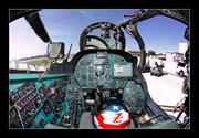 Hind cockpit