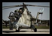 Mi-24 Hind clean profile