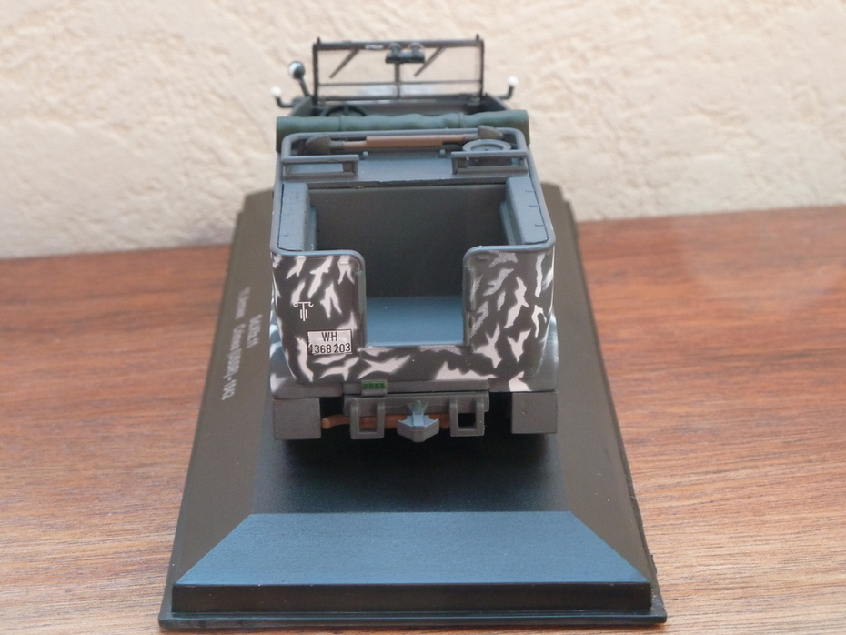 SdKfz 11 3 ton german half-track