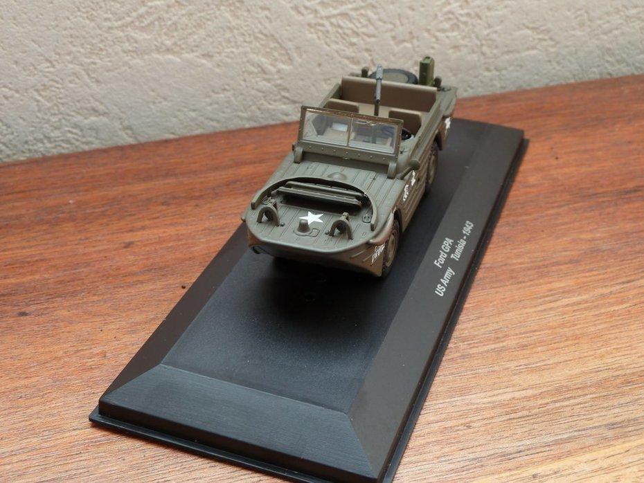 Ford GPA amphibious jeep