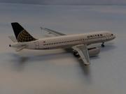 Velocity 1:400 United A320