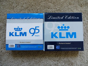 KLM 95 Years Anniversary Special Planes B747-400 and 777-200ER