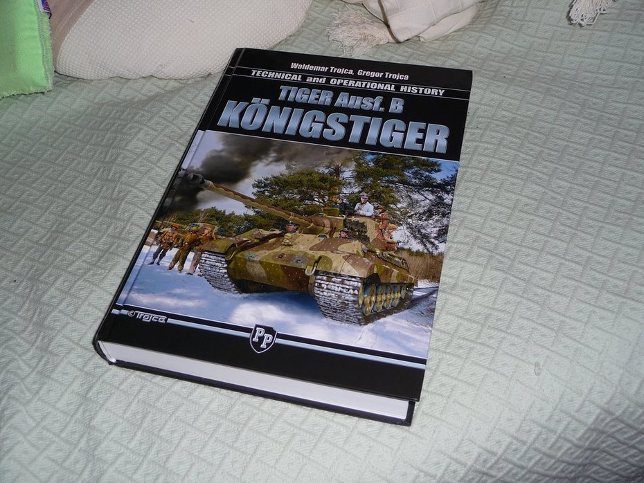 Tiger Ausf B Königstiger Technical & Operational History