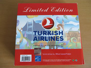 Unboxed the Limited Edition Turkish Airlines B777-300ER Inaugural IST-SFO flight