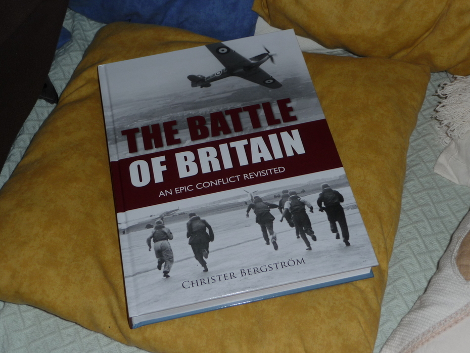 """""""The Battle of Britain: an epic conflct revisited"""", by Christer Bergström"""