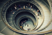 The Vatican – Spiral Staircase