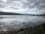 Looking Across the Scottish Sea