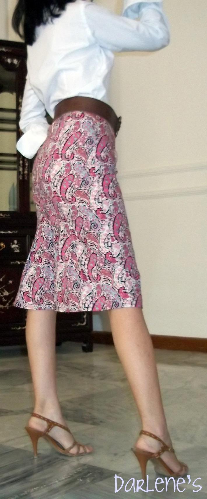 skirt for spring
