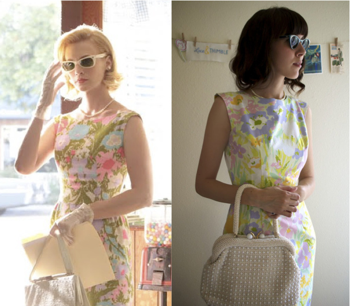 The Betty Draper Chic Summer Sheath