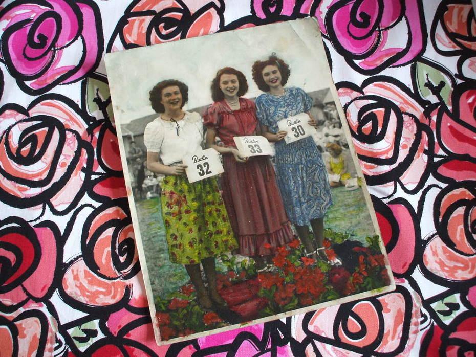Roses in the Garden inspiration