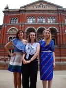 Lovely Ladies: Rachel, Lauren and Sofia