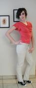 Cowl top & Ellen pants