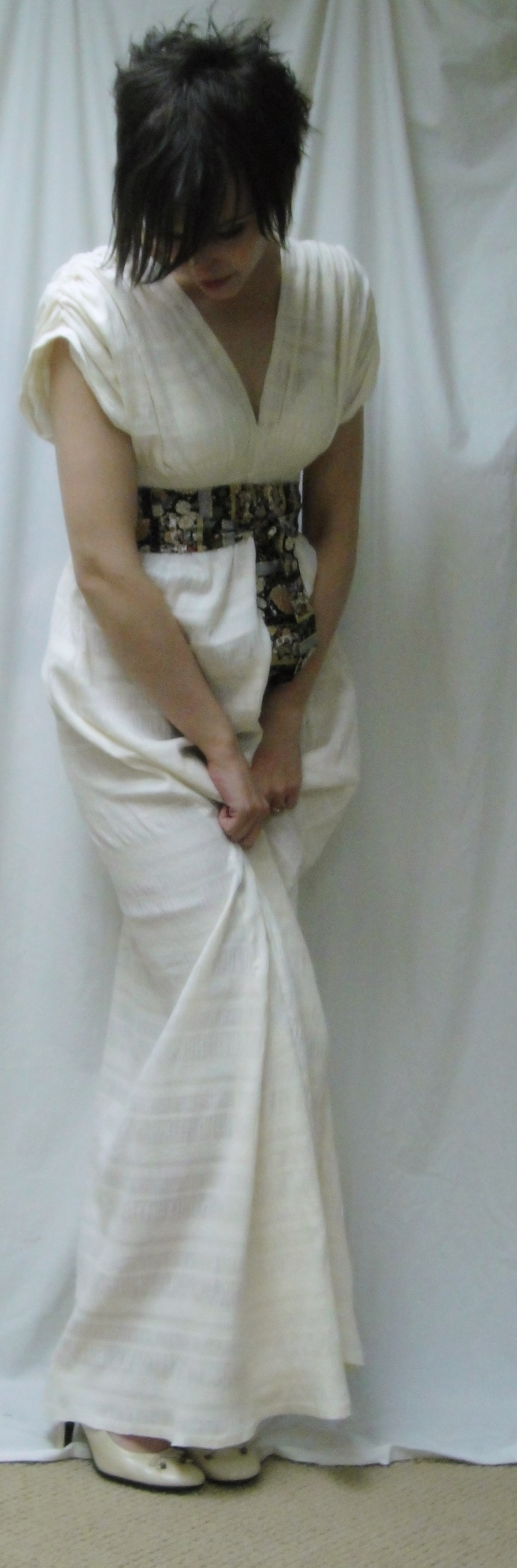The Grecian Goddess Dress