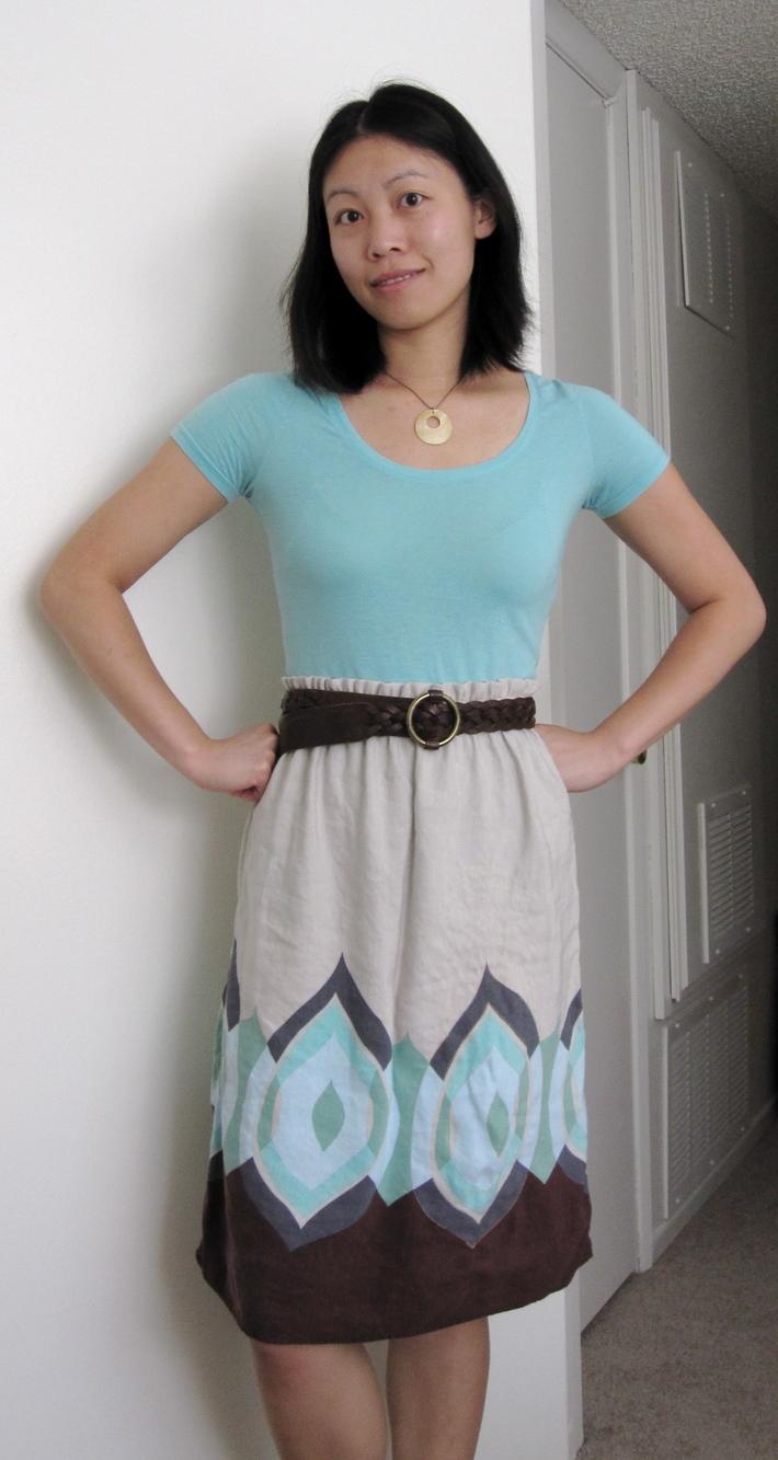 Chase This Light Skirt