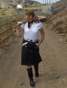 Wild West Skirt, relaxing time ...