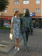 Walking with Mr. Lennon ...
