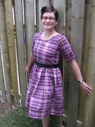 The Plaid Sorbetto Dress