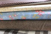 Fall Palette Fabrics