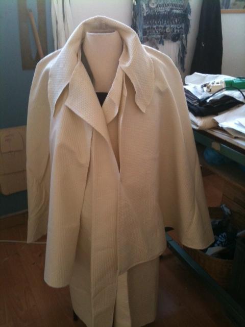 Watson - Ulster cape WIP01