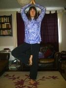 Autumn top to yoga happy top!