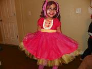 Halloween- Missy Xiu is a lalaloopsy