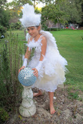 Swan Princess Casting A Spell