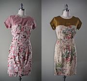 dress 1 and dress 2